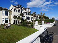Hotel Esplanade -our base